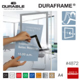 DURAFRAME® A4 samolepljivi magnetni ram