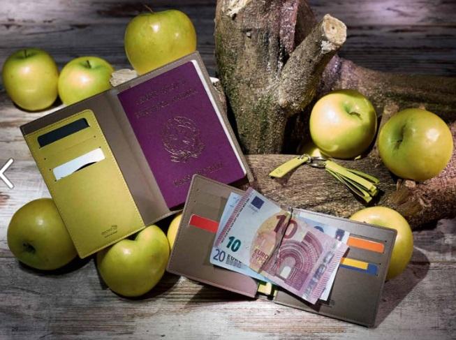 """Lediberg group je kreirala """"zeleni"""" papir i ekološku kožu od kora jabuke i odabranog povrća – The Appeel"""