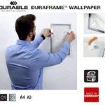 novo! DURAFRAME® WALLPAPER A3