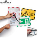 DURAFRAME® SECURITY A4