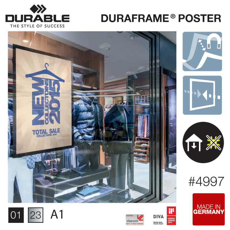 DURAFRAME® poster A1