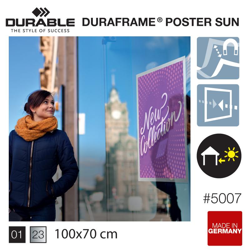 DURAFRAME® poster SUN 100×70