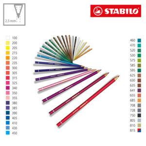 STABILO Original, drvene bojice