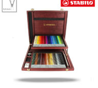 STABILO CarbOthello, suvi pastel 1/60 drvena kutija