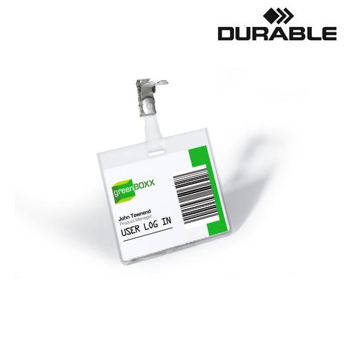Uložak za ID karticu sa štipaljkom