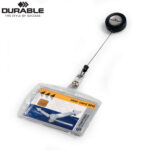 Uložak za ID karticu sa bedžom i žicom