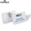 Uložak za ID karticu sa klipsom i špenadlom