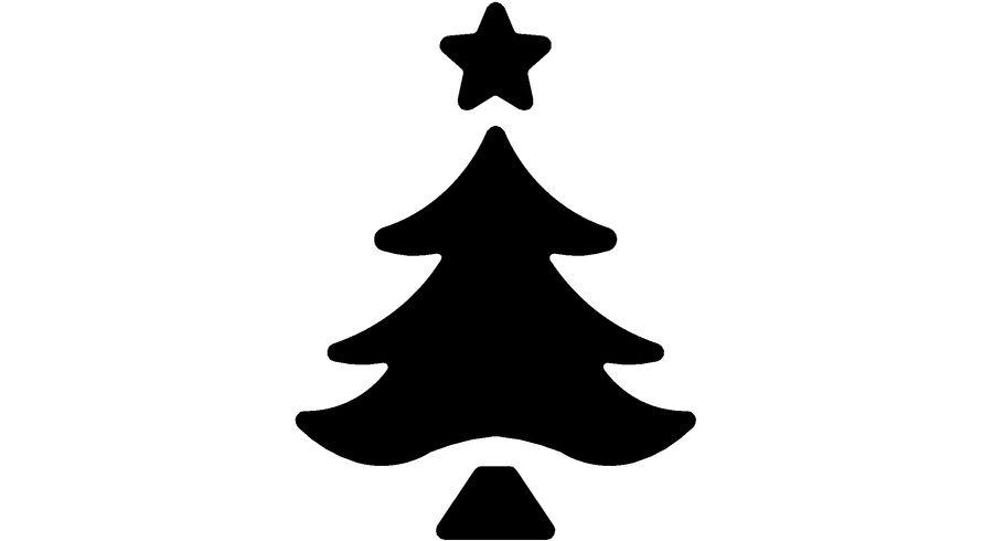 Wedo bušači veliki, novogodišnji motiv