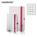 Notes Glamorus A5 pink