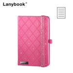 Notes Diamond A6 roze linije