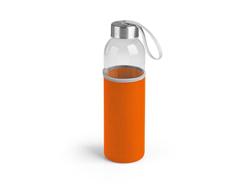 Staklena flašica sa polu navlakom – Boty